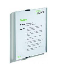 Tabliczka informacyjna INFO SIGN A4 210x297mm DURABLE 4806