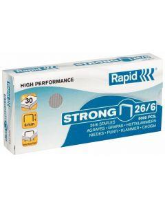 Zszywki RAPID Strong 26/6 5M 24862000