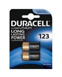 Bateria DURACELL FOTO 123 Ultra M3 B2 4540101