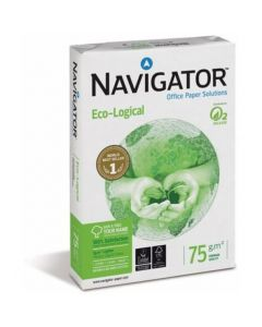 Papier xero A4 75g NAVIGATOR ECO LOGIC (500) 82467A75