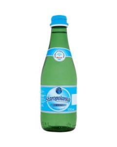 Woda mineralna STAROPOLANKA 0,33l (12) lekko gazowana szkło bezzwrotna