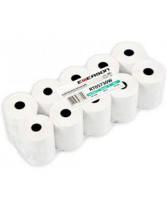 Rolki termiczne 57x100m 6sztuk EMERSON rt057100wkkbpaf BPA FREE bez bisfenolu
