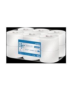 Papier toaletowy VELVET JUMBO 100m 2warstwy celuloza (op 12szt) 4100537