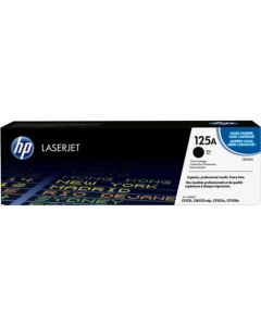 Toner HP 125A (CB540A) czarny 2200str LaserJet CP1215/1515