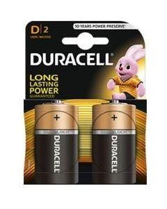 Bateria DURACELL Basic D/LR20 K2 (2szt.) 4520114
