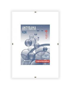 Antyrama plexi 60x80cm MEMOBE MAN060080-46