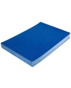 Karton DELTA skóropodobny niebieski A4 DATURA/NATUNA 100szt.
