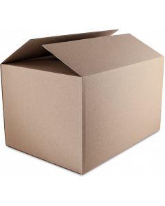Karton wysyłkowy DATURA/NATUNA 340x253x170 tektura trójwarstwowa szara