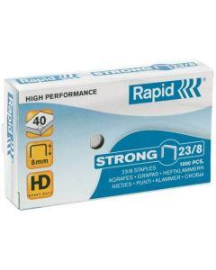 Zszywki RAPID Strong 23/8 1M 24869800