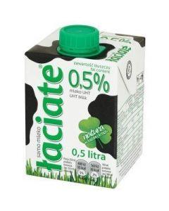 Mleko ŁACIATE UHT 0.5% 0.5L