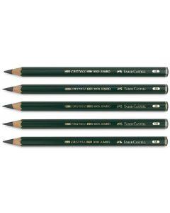 Ołówek CASTELL 9000 2B (12) 119002
