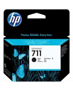 Tusz HP 711 (CZ133A) czarny 80ml