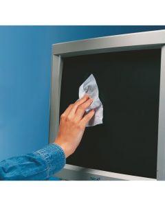 Chusteczki wilgotne i suche do ekranów DATALINE(po 50)67119 ESSELTE