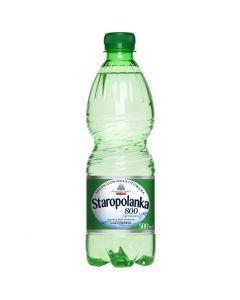Woda mineralna STAROPOLANKA 800 0,5l(12)gazowana