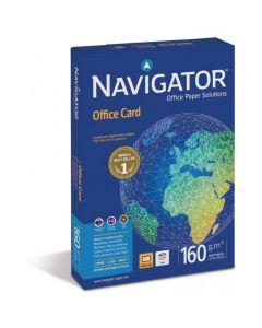 Papier xero A4 160g NAVIGATOR OFFICE Card 250ark