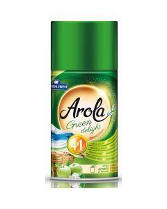 Wkład do odświeżacza AROLA 250ml zielona rozkosz GENERAL FRESH
