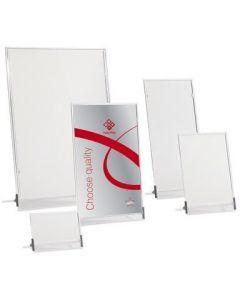 Tabliczka stojąca jednostronna 7x11cm 0403-0005-00 PANTA PLAST