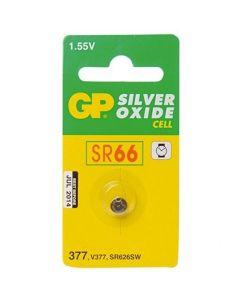 Bateria srebrowa GP G4 / SR66 / SR626 1.55V GPPBS377E001