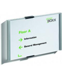 Tabliczka informacyjna INFO SIGN 210x148 5mm 480523 DURABLE