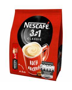 Kawa NESCAFE 3in1 CLASSIC Bag 18(10x160,5g) rozpuszczalna