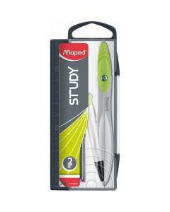 Cyrkiel MAPED STUDY z ołówkiem automatycznym 0.5mm 119430