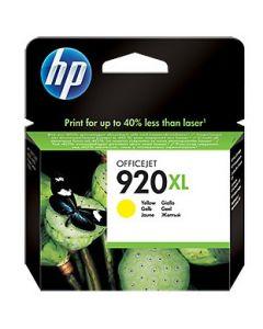Tusz HP 920XL (CD974AE) żółty 700str Office Jet 6000/6500