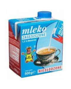 Mleko GOSTYŃ zagęszczone niesłodzone 500g