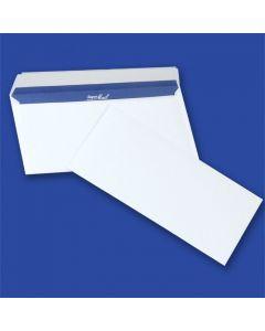 Koperty SUPER MAIL DL HK białe 100g (400szt.) NC samoklejące z paskiem 11239030