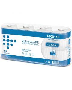 Papier toaletowy VELVET celuloza 2 warstwy COMFORT (op.8rolek) 4100118