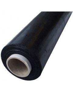 Folia stretch DATURA/NATUNA 1,5kg 23mic czarna rozciągliwość 170%