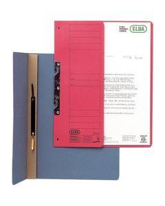 Skoroszyt hakowy 1/2 A4 zielony E22451 100551893 ELBA
