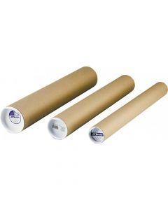 Tuba kartonowa długość 55cm średnica 10cm Leniar 50042