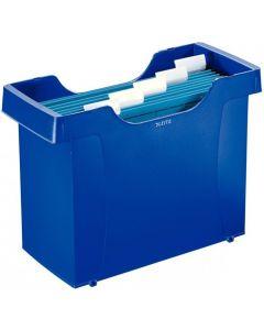 Kartoteka DECOFLEX LEITZ Plus niebieska 19930335