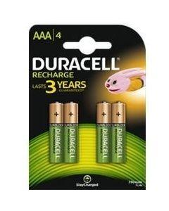 Akumulatorek DURACELL AAA 800/850mAh B4 4620133 (4szt.)