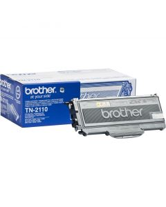 Toner BROTHER (TN-2110) czarny 1500str HL2140/2150/2170