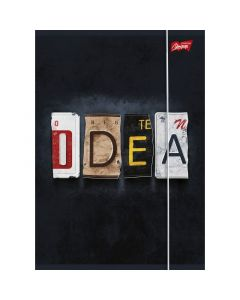Teczka z gumką A4 IDEA St. Majewski *4148