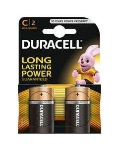 Bateria DURACELL Basic C/LR14 K2 (2szt.) 4520113