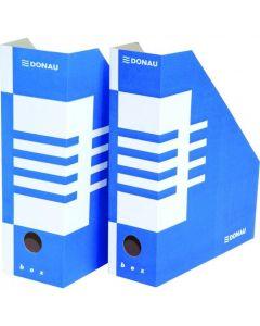 Pojemnik na dokumenty A4/100mm niebieski 7648001-10 DONAU