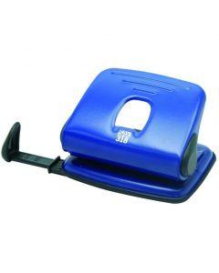 Dziurkacz SAX 318 niebieski 15k