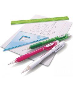 Ołówek automatyczny 0.7mm AX-107/127C niebieski PENTEL