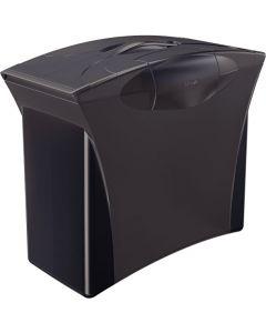Walizeczka na teczki zawieszane VIVIDA czarna ESSELTE EUROPOST 623767