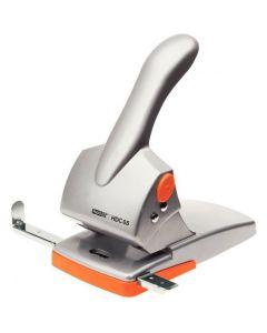 Dziurkacz HDC65 srebrno-pomarańczowy 65 kartek RAPID 20922603