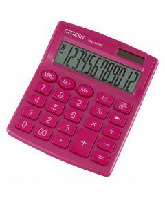 Kalkulator CITIZEN SDC-812-NR-PK różowy