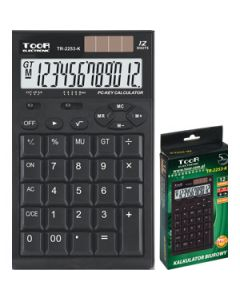 Kalkulator TR-2253 12poz.TOOR 120-1430 KW