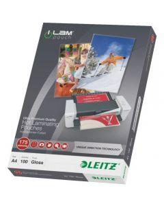 Folia do laminacji LEITZ iLAM UDT A4 175 mic. 74830000