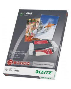 Folia do laminacji LEITZ iLAM UDT A3 175 mic. 74900000