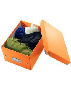 # Pudło LEITZ C&S uniwersalne małe WOW pomarańczowe 60430044